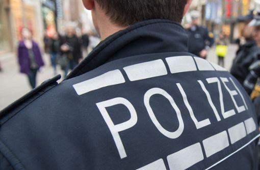 Polizei nimmt mutmaßlichen Ladendieb fest