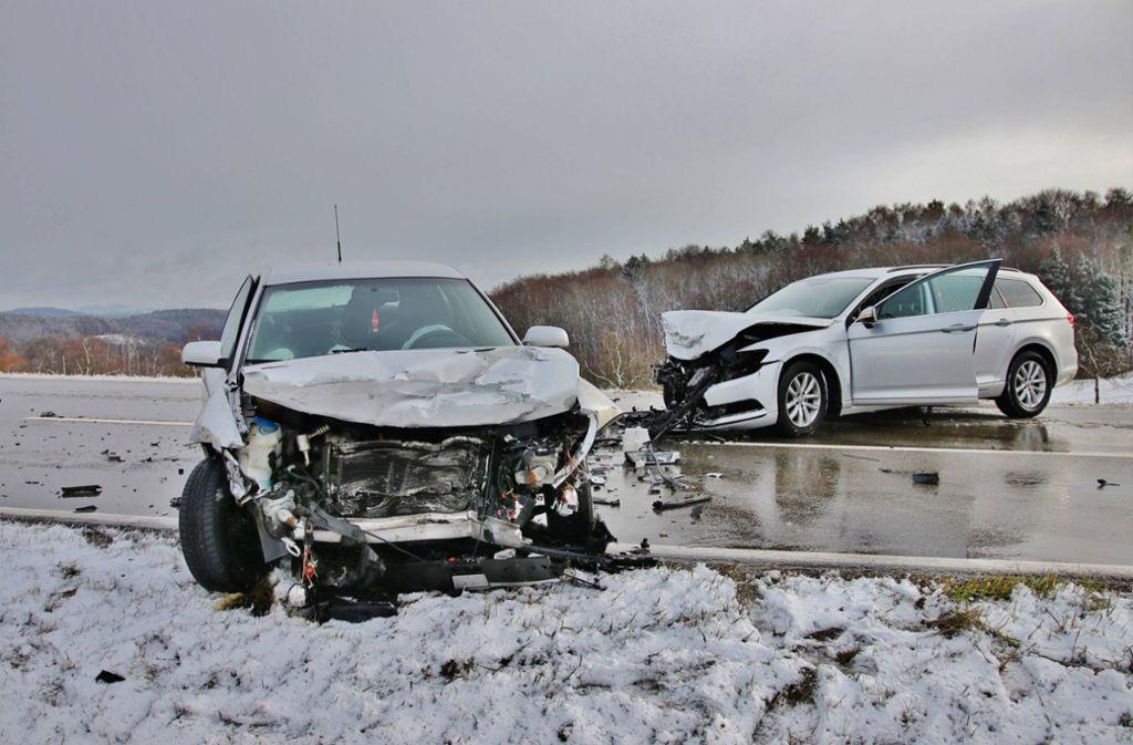 In Berglen im Rems-Murr-Kreis hat sich ein schlimmer Unfall ereignet. Foto: 7aktuell.de/Lermer