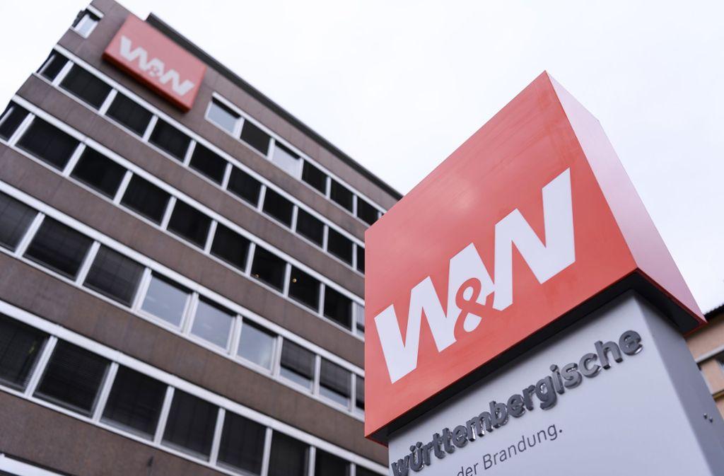 Der Finanzkonzern Wüstenrot &Württembergische kann gute Zahlen für das erste Halbjahr vorlegen. Foto: Edith Geuppert/dpa