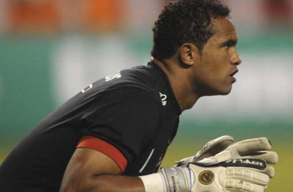 Bruno Fernandes Souza soll für das Verschwinden seiner Ex-Freundin Eliza Samudio verantwortlich sein. Foto: AP