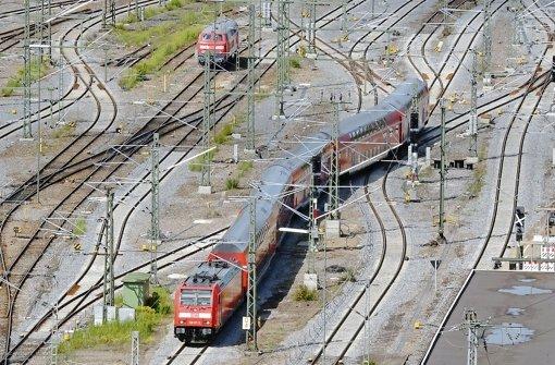 Die Bahn will nun zügig weiterbauen