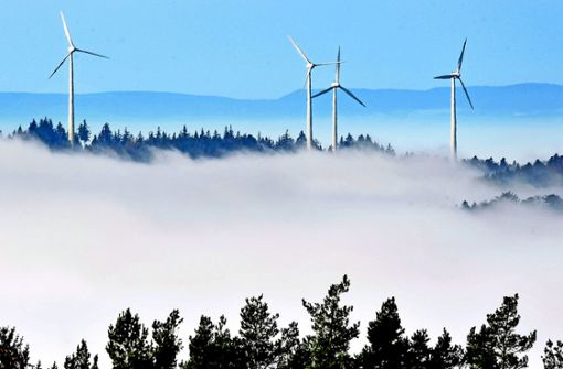 Land verfehlt Ausbauziel bei Windstrom klar