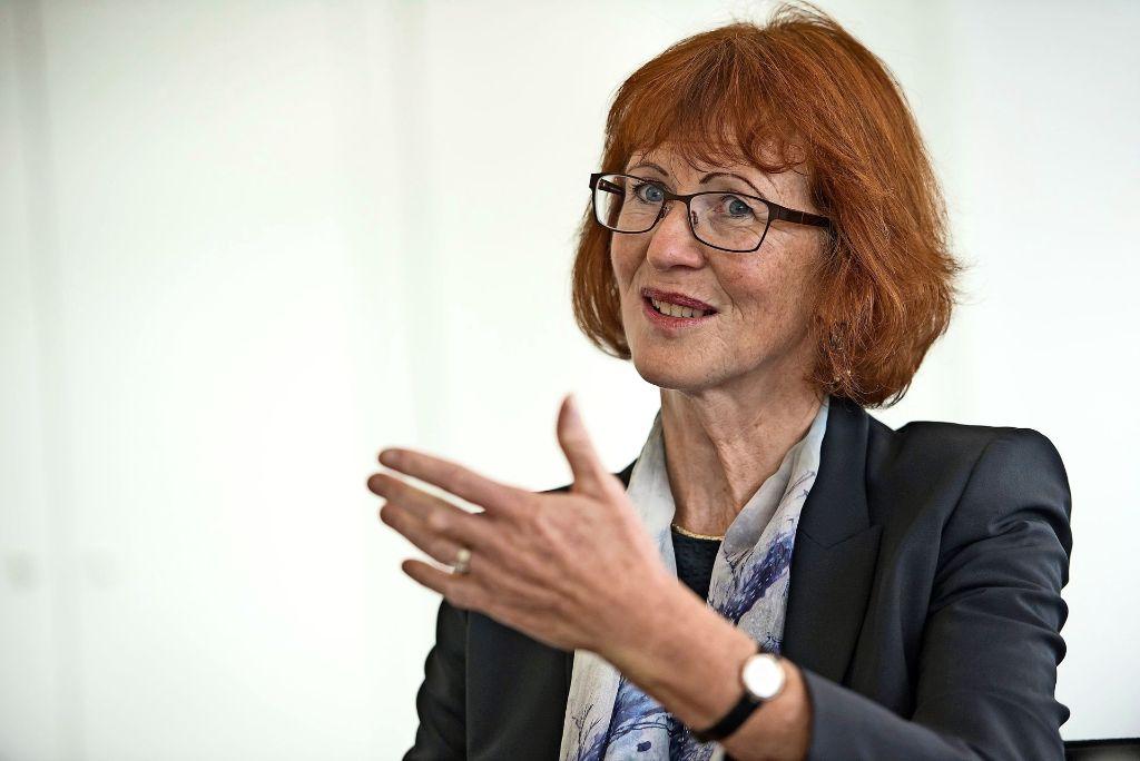 Cornelia Horz ist die neue Präsidentin des Oberlandesgerichts Stuttgart. Foto: Lg/Kovalenko