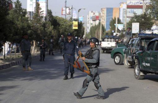 Mehr als 50 Tote bei Anschlägen in Afghanistan