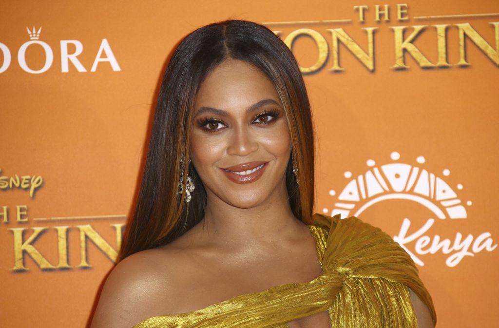 Pop-Superstar Beyoncé Foto: AP/Joel C Ryan