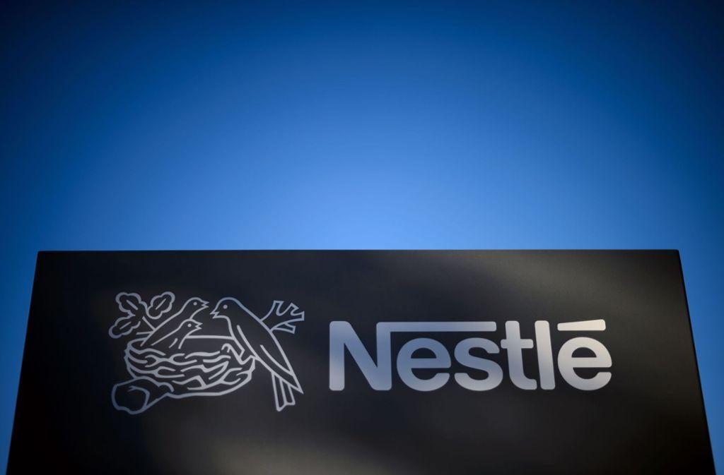 Für viele ein Feindbild: Der Schweizer Lebensmittelkonzern Nestlé. Foto: AFP
