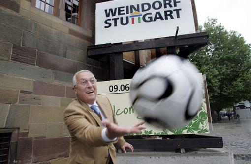 Der frühere Chef des Stuttgarter Weindorfs ist an  Corona gestorben