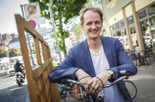 Porsche-Ingenieur will Stuttgart zur Fahrradstadt machen