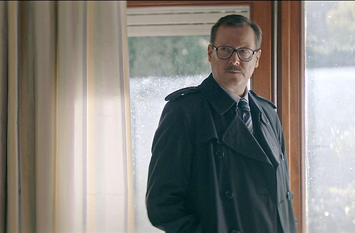 Matthias Brandt spielt den Großstadtpolizisten, der seiner eigenen Schwester nicht helfen kann. Foto: NDR/ConradFilm, Bavaria Fiction