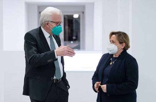 Grüne setzen sich deutlich von CDU ab