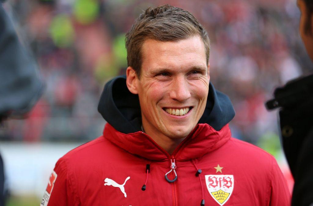 VfB-Stuttgart-Trainer Hannes Wolf ist derzeit der Liebling der Fans. Foto: Bongarts