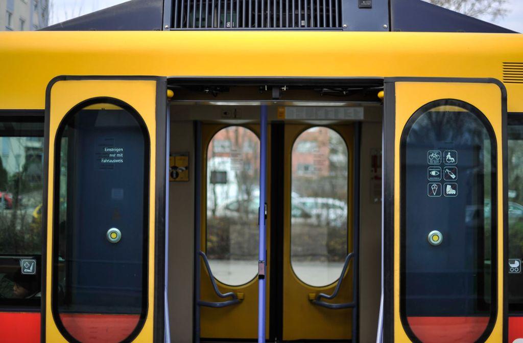 In Bad Cannstatt ist es zu einem Stadtbahnunfall gekommen (Symbolbild). Foto: Lichtgut/Max Kovalenko