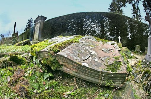 Blumhardt-Friedhof wird restauriert