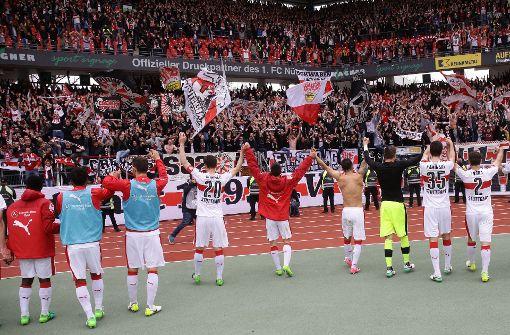 VfB-Fans sind deutschlandweit spitze