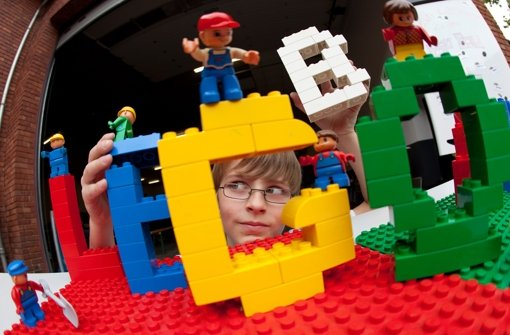Legos rosa Offensive