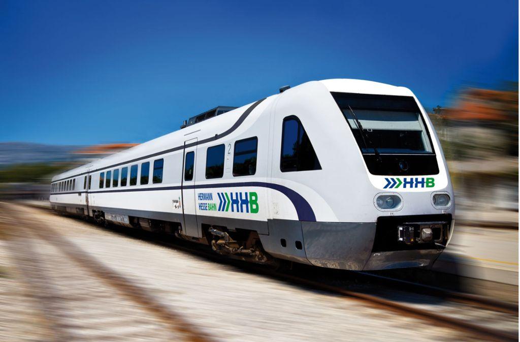 Ob die Hesse-Bahn mit Diesel oder Strom fährt, ist noch ungewiss. Foto: privat