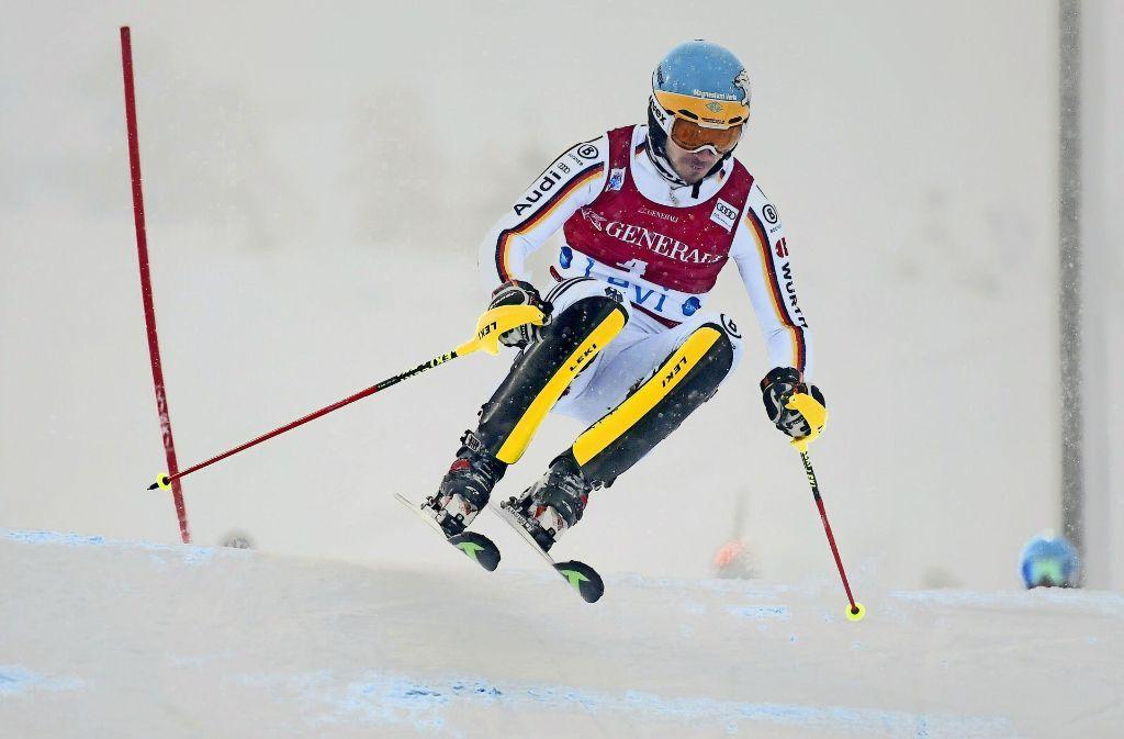 Felix Neureuther könnte trotz Kreuzbandriss weiter Skifahren – mithilfe einer Orthese. Foto: dpa