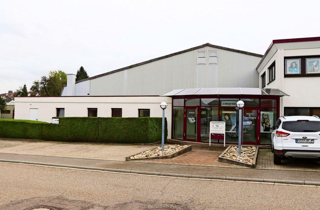 Der Tennisclub Friolzheim will mit anderen Vereinen die Tennishalle in Wiernsheim übernehmen. Foto: Andreas Gorr