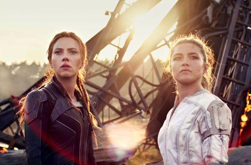 Florence Pugh fordert Scarlett Johansson
