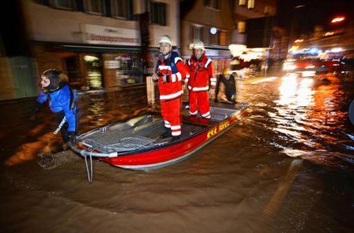 Vor zehn Jahren wurde Backnang überflutet