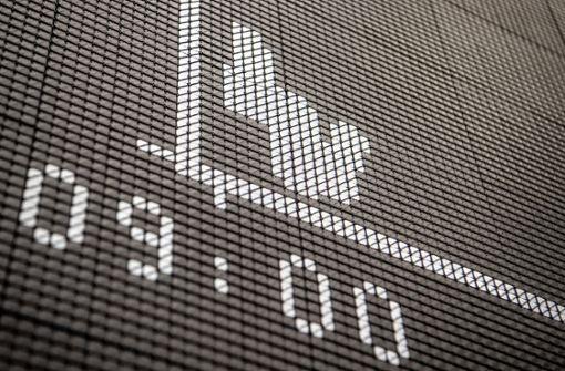 Dax stürzt erstmals seit 2016 unter 10.000 Punkte