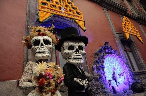 Mexiko-Stadt macht den Bond