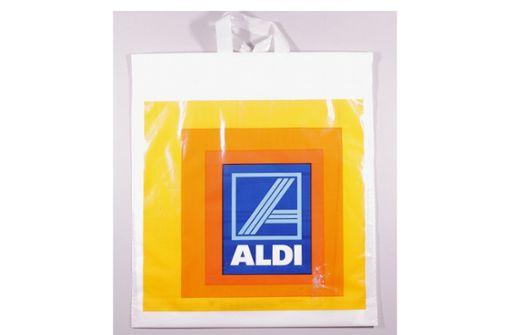 Auch die Aldi-Tüte ist Kunst