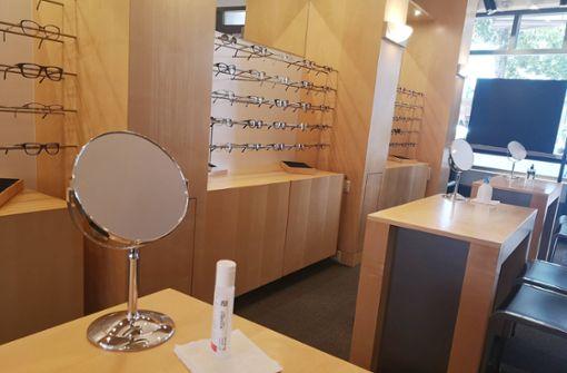 Täter stehlen rund 80 Brillen aus Optikergeschäft