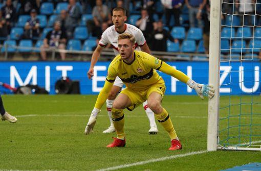 Warum Florian Müller großen Anteil am Punktgewinn hat