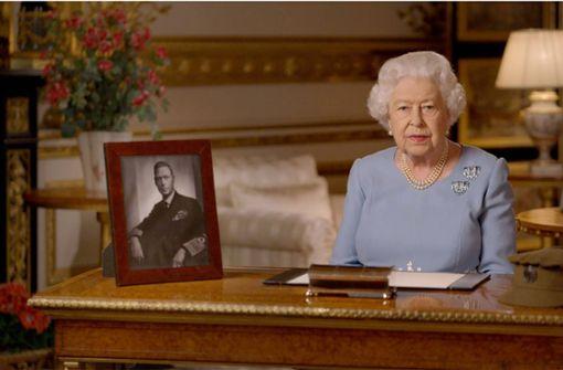 Wie geht es der Queen?