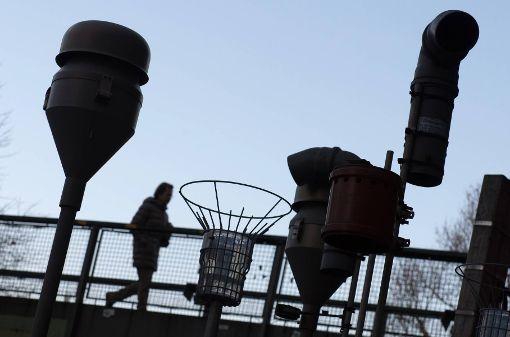 Untertürkheim: Höchste Feinstaubwerte im Morgenverkehr