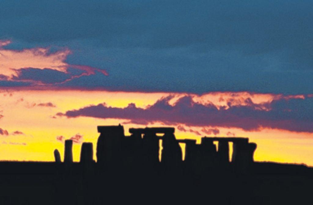 Ein spiritueller und sagenumwobener Ort: Stonehenge. Foto: Pompe/Look-Foto