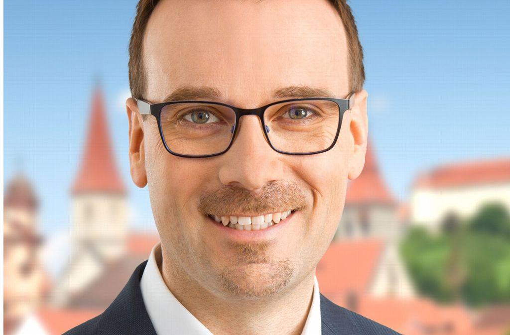 Hat es fast auf Anhieb ins Ellwanger Rathaus geschafft: Michael Dambacher. Foto: privat