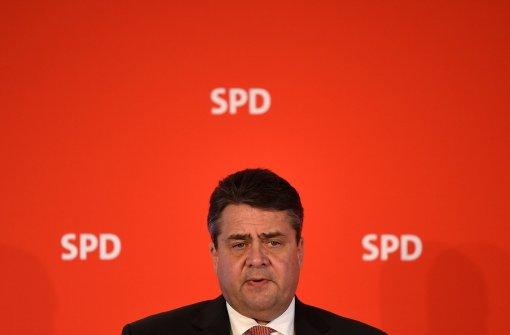 Gabriel dementiert Bericht über geplanten Rücktritt