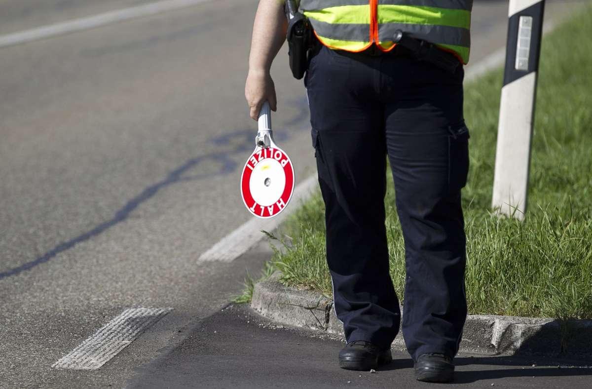 Unfallflucht bei Gäufelden-Nebringen: Die Polizei bittet um Zeugenhinweise. Foto: Eibner-Pressefoto/Fleig / Eibner-Pressefoto
