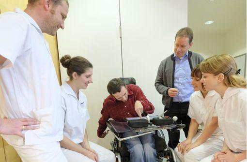 Für eine bessere Versorgung für geistig Behinderte