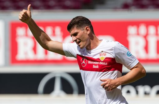 Erst Abschotten, dann Gespräche mit dem VfB Stuttgart