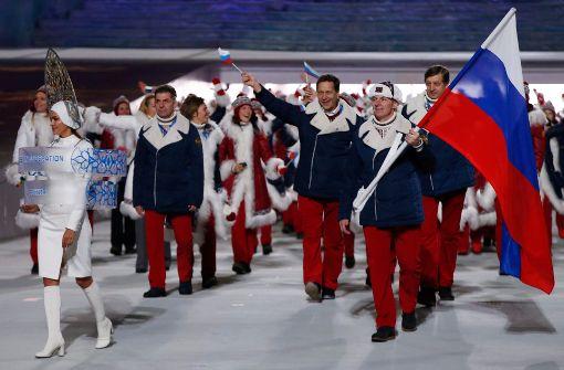 Bobpilot von IOC lebenslang für Olympia gesperrt