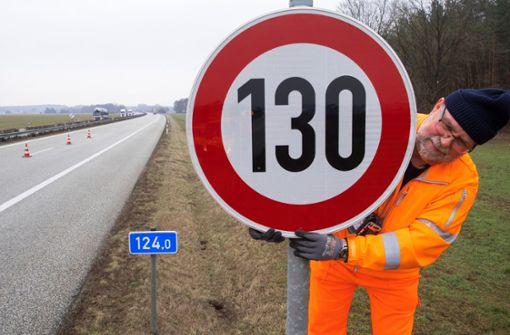 Tempo 130 für nicht mehr so freie Bürger?