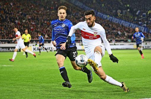 Wie gefährlich war die letzte Partie des VfB Stuttgart am 9. März?