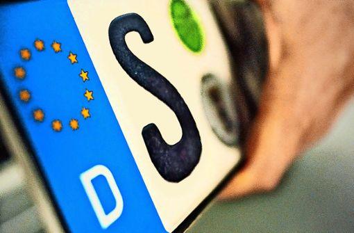 Neue Sperren für Kfz-Kennzeichen mit NS-Symbolik