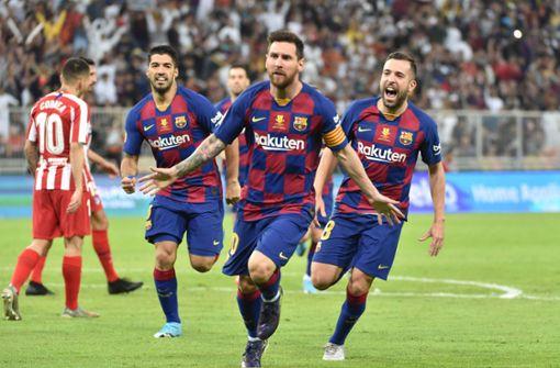 So viel Geld steckt im Fußball – das sind die umsatzstärksten Club