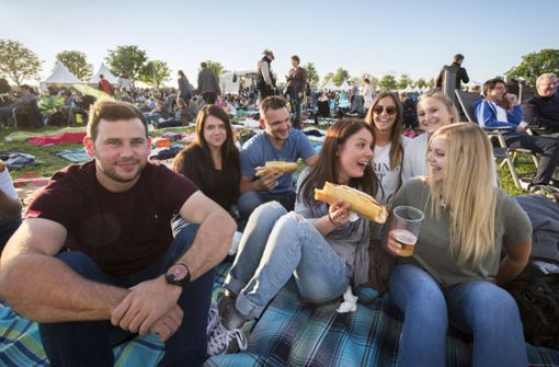 Saisonstart der Open-Air-Feste