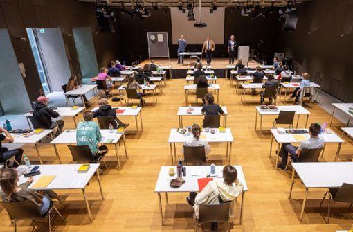 "Landesschülerbeirat fordert Abi-Noten ""mit Augenmaß"""