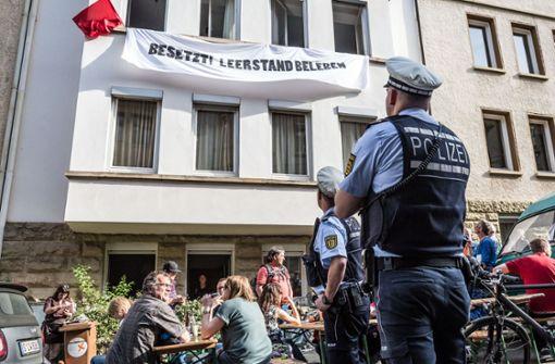 Stuttgarter Linkspartei konzentriert sich auf Wohnpolitik