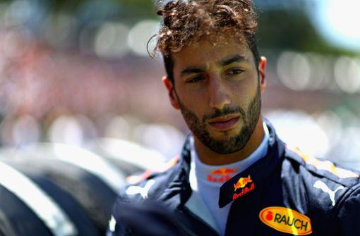 Ricciardo verlässt überraschend Red Bull