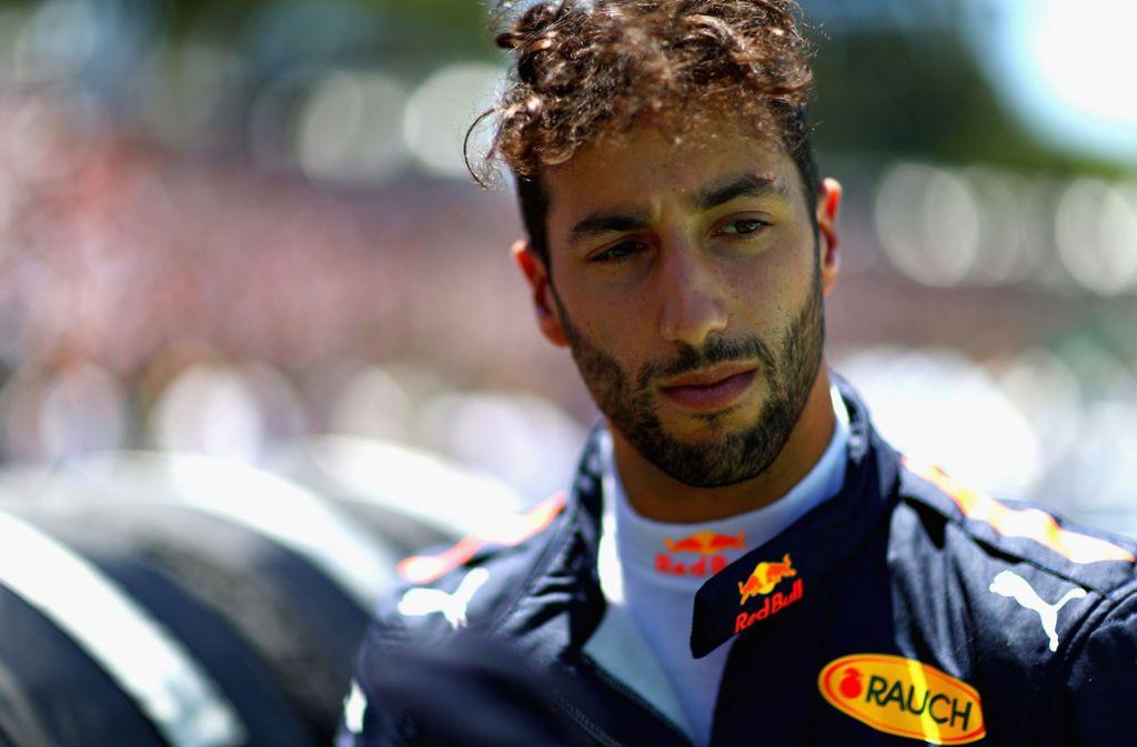 Daniel Ricciardo will den Rennstall wechseln. Foto: Getty Images South America