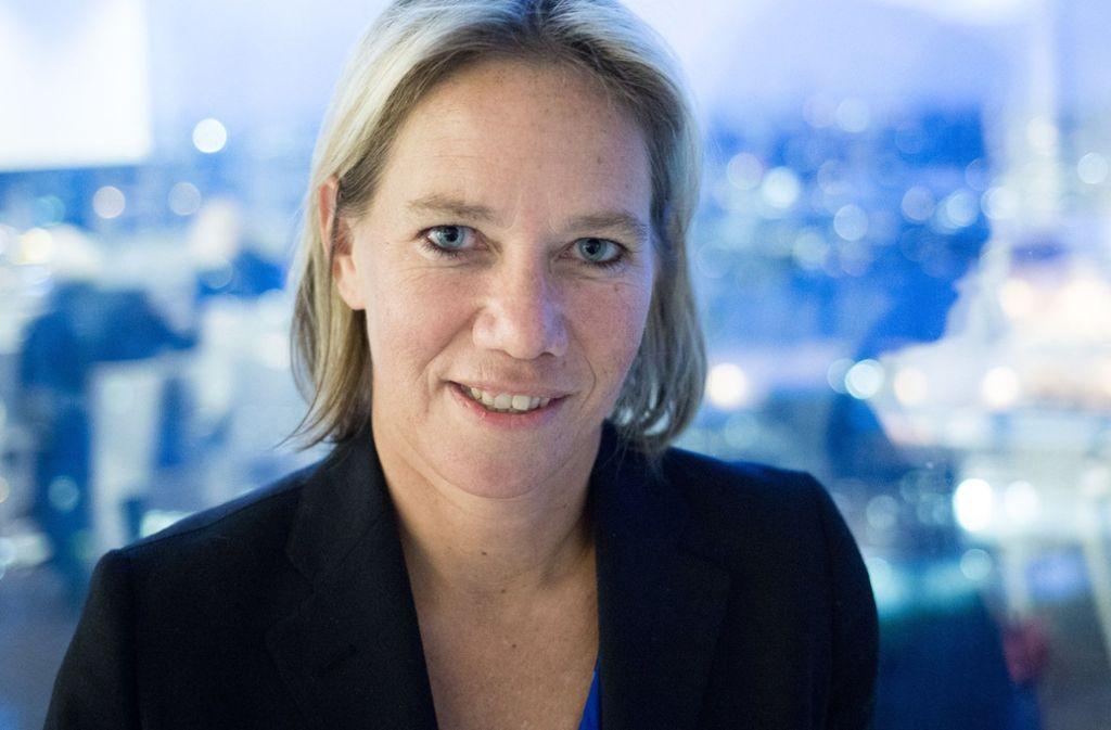 Degeto-Chefin Christine Strobl ist überzeugt, der Serien-Boom sei noch lange nicht zu Ende Foto: dpa