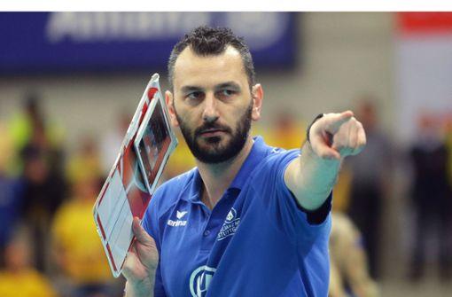 Giannis Athanasopoulos, der Vollgas-Trainer
