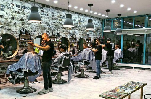 Die Barbershops sprießen wie Bartstoppeln